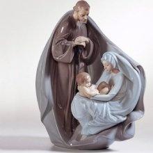 Lladro Nativity: Birth of Jesus Figurine