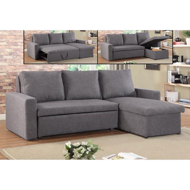 Grey Sofa Bed $749