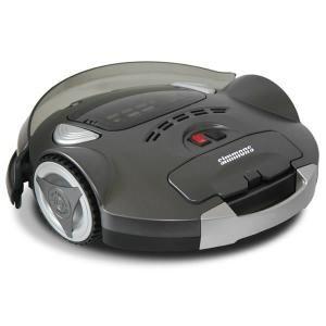 Aspirateur Robot - Fonctions : aspirateur + serpillière - Autonomie : 30/40 min - Capteurs d'obstacles - Filtre HEPA aspirant - Clapet de maintien au sol