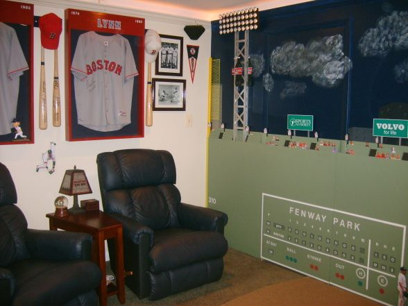 36 best images about boston red sox baby fun on pinterest for Boston red sox bedroom ideas