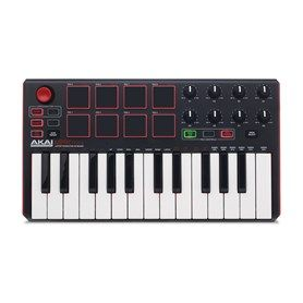I wanna start making music. cheaply, Akai MPK Mini Mk2 Keyboard Controller