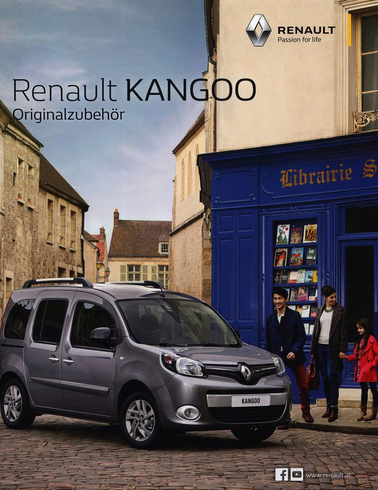 https://flic.kr/p/MKMS7w | Renault Kangoo Originalzubehör; 2015