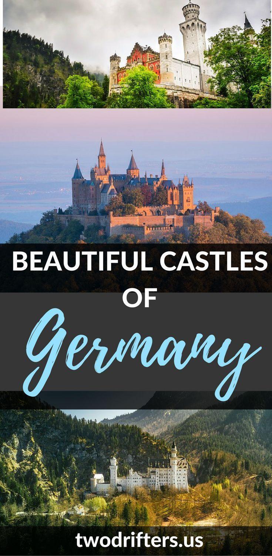 Mit der Romantischen Straße, Bayern und dem Schwarzwald ist Deutschland ein Märchen …   – Travel Europe