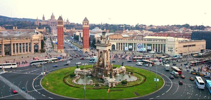 Place D'Espania