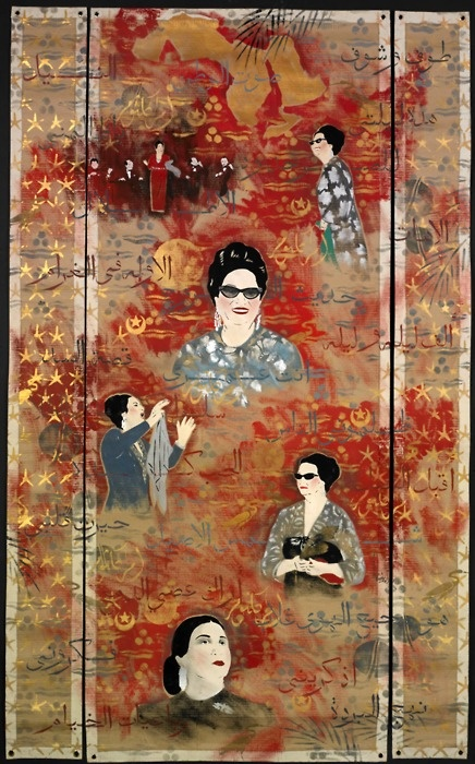 'Umm Kulthum's greatest hits' - by Chant Avedissian
