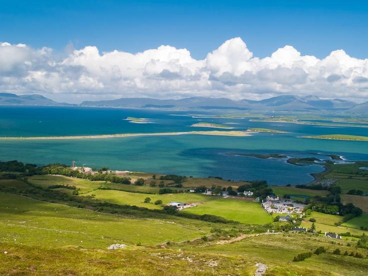 Croagh Patrick Views