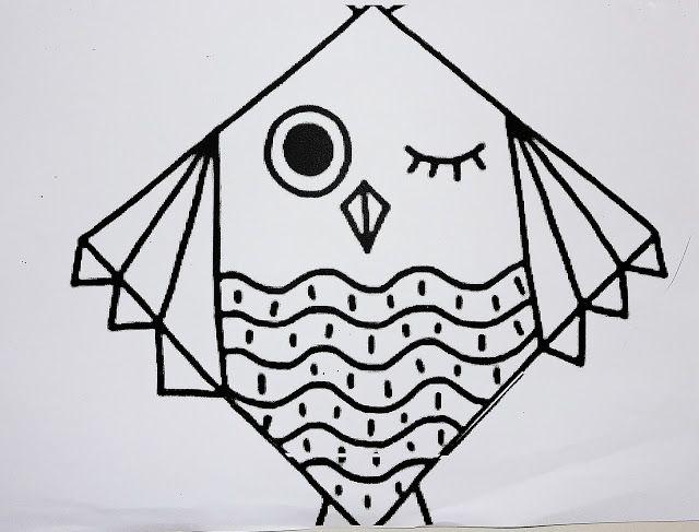 Με το βλέμμα στο νηπιαγωγείο και όχι μόνο... : ΧΑΡΤΑΕΤΟΙ(πουλιά)