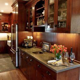 Altadena Craftsman Kitchen