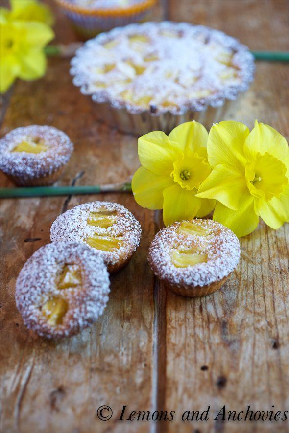 Pineapple Tea Cakes @Jean | Lemons and Anchovies