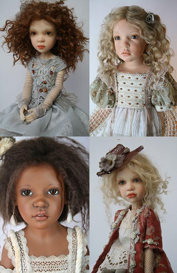 Интернет-магазин коллекционых кукол, фарфоровые и виниловые коллекционные куклы.