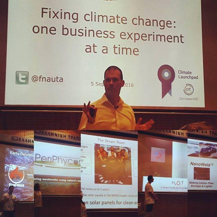 Ευχαριστούμε πολύ Chrysalis Leap για τις ευκαιρίες που δίνεις σε νέες cleantech επιχειρηματικές ιδέες να υλοποιηθουν. Η χθεσινή εκδήλωση με τις παρουσιάσεις των 7 νέων ιδεών και επιλογή των 3 ομάδων που θα εκπροσωπήσουν τη Κύπρο στο τελικό στην Εσθονία ήταν μια ελπίδα και μια ανάσα για όλους μας. @ClimateLaunch  #climatelaunchpad @ClimateKIC @Chrysalisleap @greenatcut #greenatcut @CUTuniCY #CUTuniCY