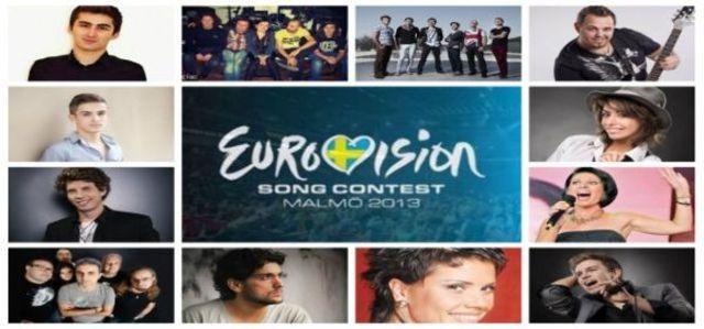Eurovision 2013: asculta cele 12 piese din finala #eurovsionro (video)