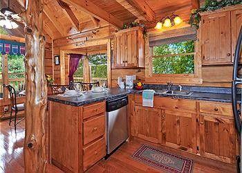 Du0027Vine Ridge   1 Bedroom Gatlinburg Cabin Rental