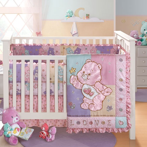 21 Best Images About Baby Room Care Bears Theme On
