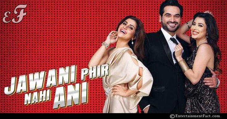 Jawani Phir Nahi Ani Full HD Movie Watch Online: Jawani Phir Nahi Ani is a 2015 Pakistani adventure comedy film directed by Nadeem Beyg