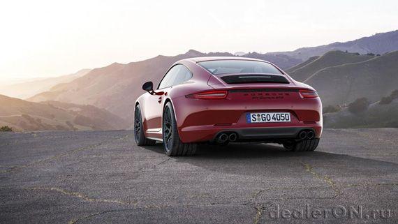 Porsche 911 Carrera GTS / Порше 911 Каррера GTS