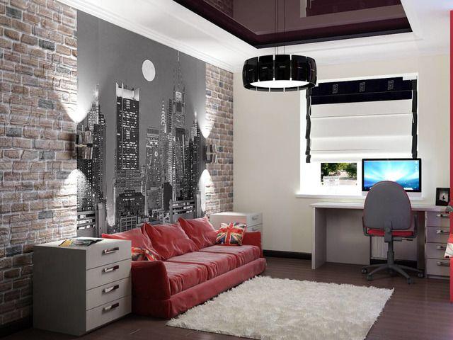 комната для подростка мальчика 14 лет 24 тыс изображений