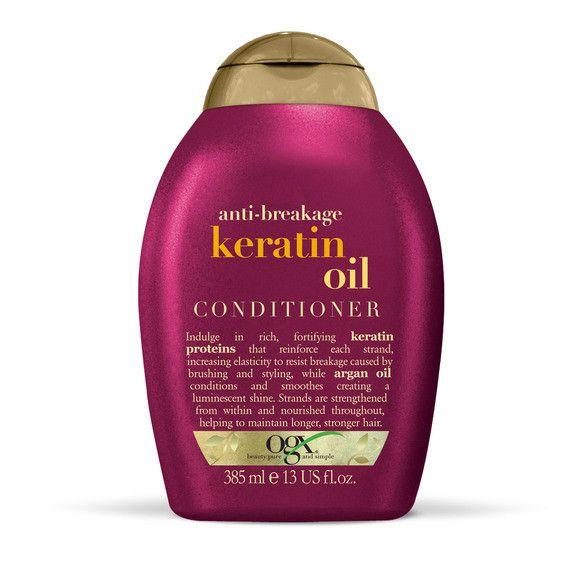 Après-shampoing Keratin Oil