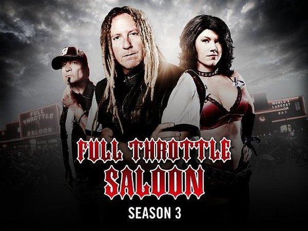 Full Throttle Saloon (TV Series 2009- ????)