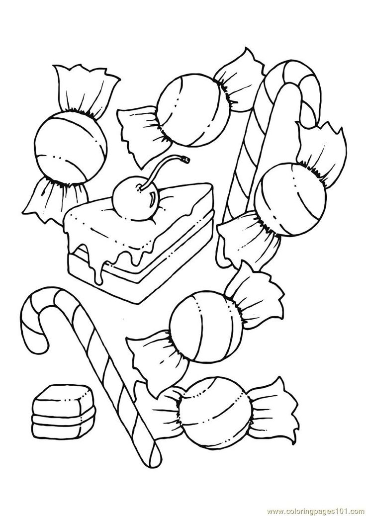 chocolate bar coloring pages - חיפוש ב-Google   Candy ...