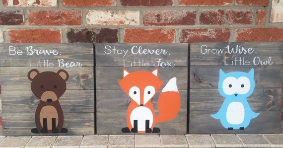 Are you looking for the perfect woodland decor? Well look no further this is a…