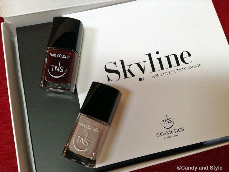 TNS Cosmetics Skyline Collection