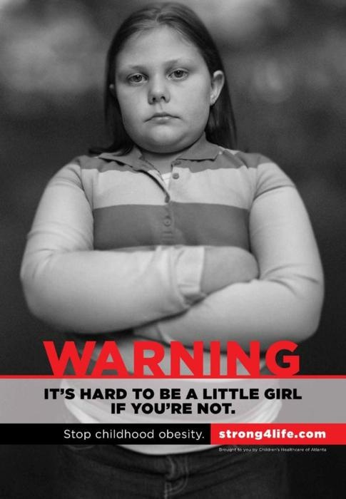 Fight obesity with…bullying.