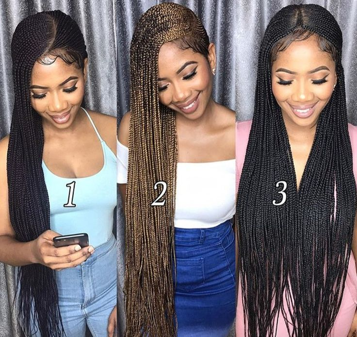 Which look is your fav? @jennylerry21 - https://blackhairinformation.com/hairstyle-gallery/look-fav-jennylerry21/