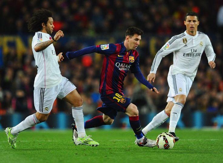 Messi vs Madrid