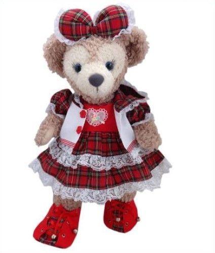Shellie May Handmade Costume 3way Red Tartan Dress   eBay