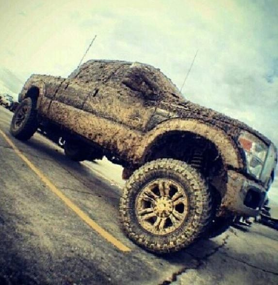 seriously though... take me mudding <3