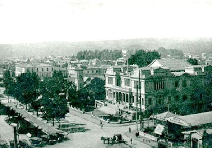 Plaza Sucre, Viña del Mar, Chile.