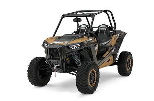 2017 Polaris Industries RZR XP® 1000 EPS Gold Matte Metallic LE for sale in North Chelmsford, MA | ROUTE 3A MOTORS, INC. (978) 251-4440