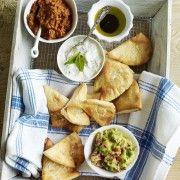 Crispy Pitta Chips recipe