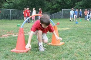 "I looked forward to ""Field Day/Play Day"" all year!"