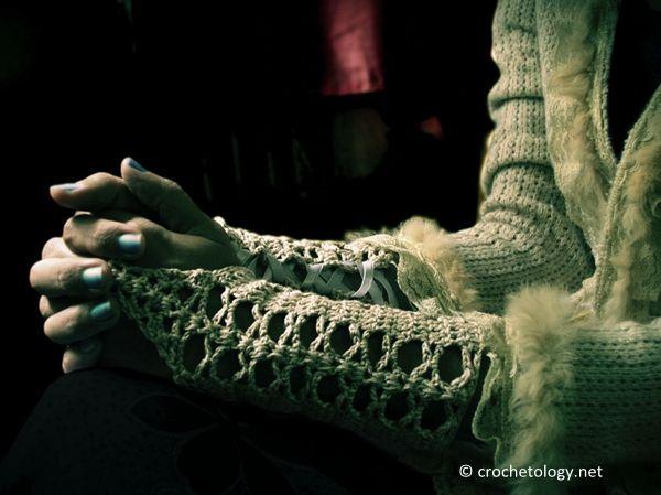 160 besten Crochet Accessories Bilder auf Pinterest   Kostenlos ...
