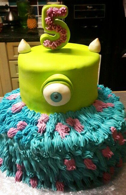 monsters cake