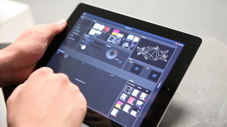 LARVA is an iPad App for comfortable Mapping and VJing. The VJ can take a photo of an object and each single shape will be detected and automatically masked.  In…