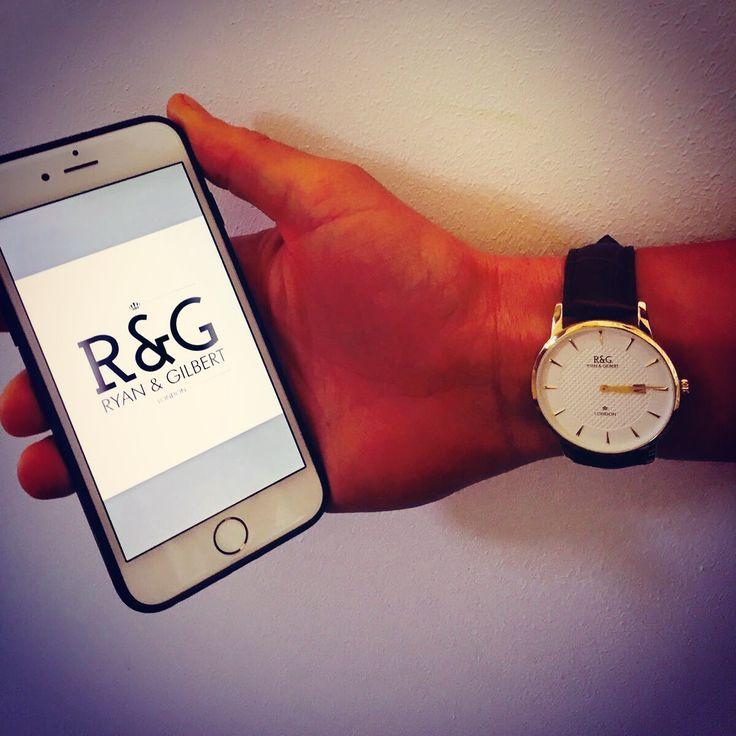 Find R&G on any device. https://www.ryanandgilbert.com