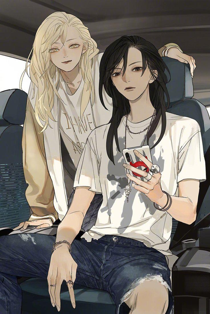 Tan jiu image by Whiters4 on Aslasia City Yuri manga