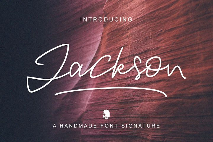 Jackson Script from FontBundles.net