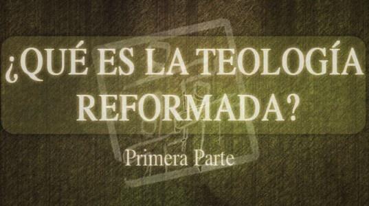 Teología-Reformada