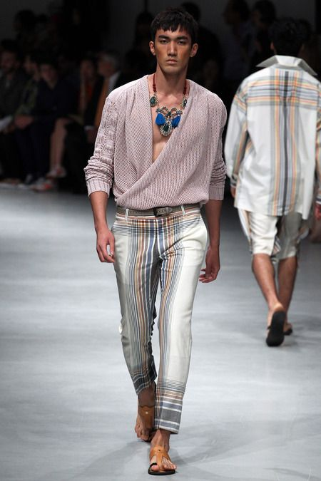 Vivienne Westwood | Spring 2014 Menswear Collection | Style.com
