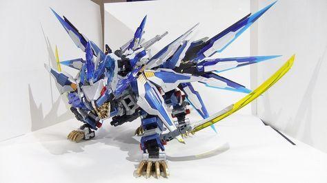 zoikino! - 改造ゾイド: ライガーゼロ ブラオ・シュトラール