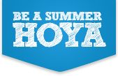 Georgetown University Summer for High School Students - Be a Summer HOYA