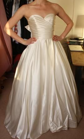 Allure Bridals 8919 550 Size 8