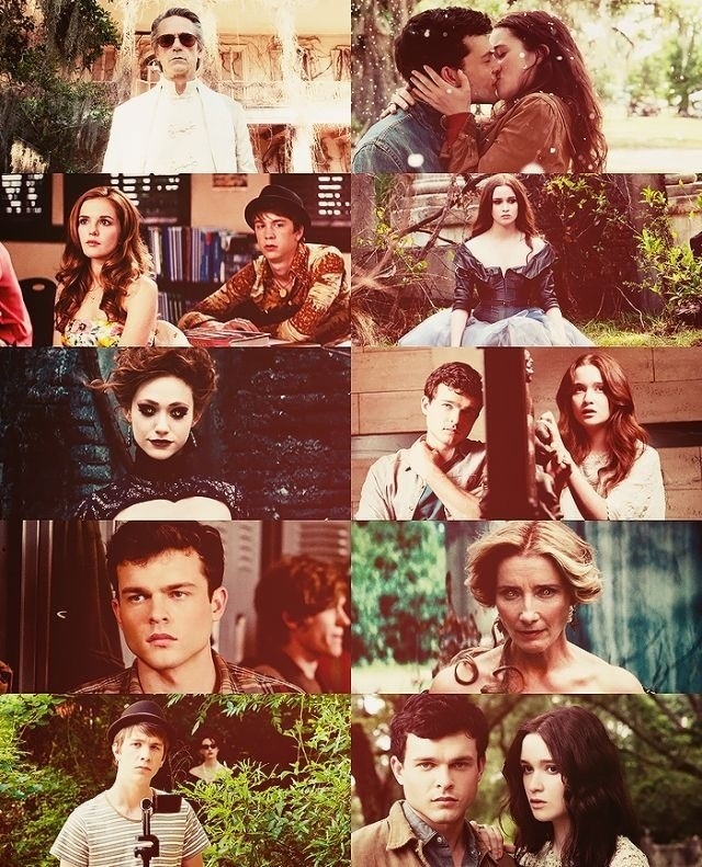 Beautiful Creatures! This. Movie. Was. AMAZING