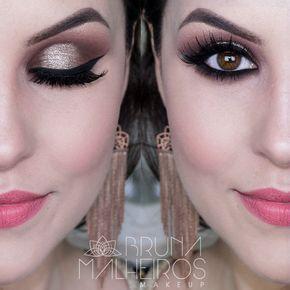 Maquiagem Rápida e Fácil para Formatura: Pálpebra Luz
