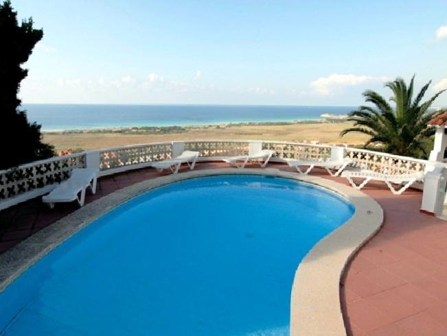 Alojamiento en Menorca – Torre Solí