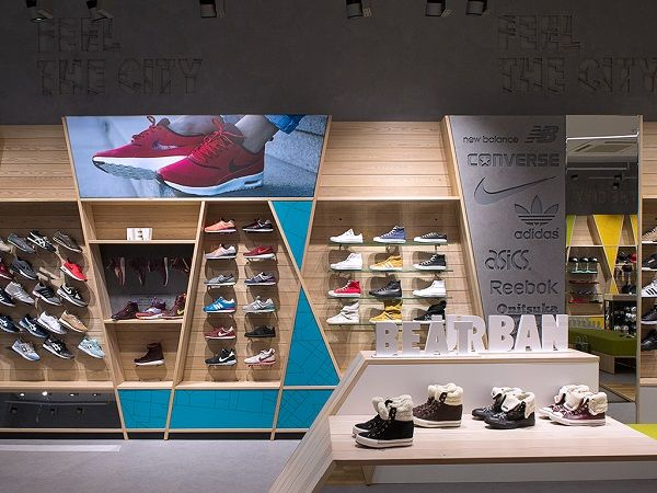 Design showcase: Street Beat Moscow - Retail Design World